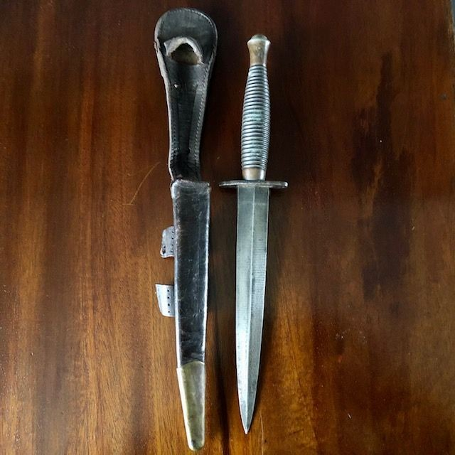 ***New In***An Untouched WW3 3rd Pattern FS Dagger (1943-1945).
