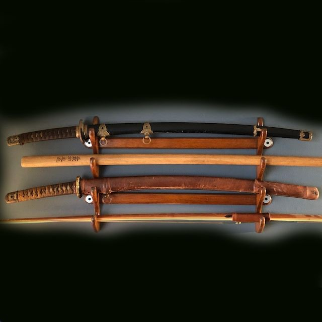 Genuine Nihon-To (Japanese Swords) Always in Stock at Our Shop.