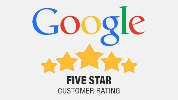12/02/2021: Another 5* Star Google Business Review from one of our valued clients.