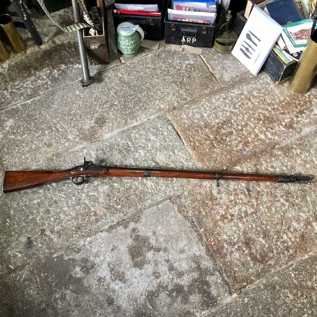 ***New In***French c1800 Charleville Percussion Musket.