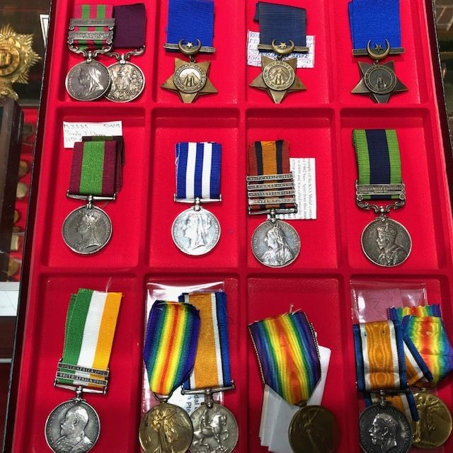 New Victorian Medals Just In...