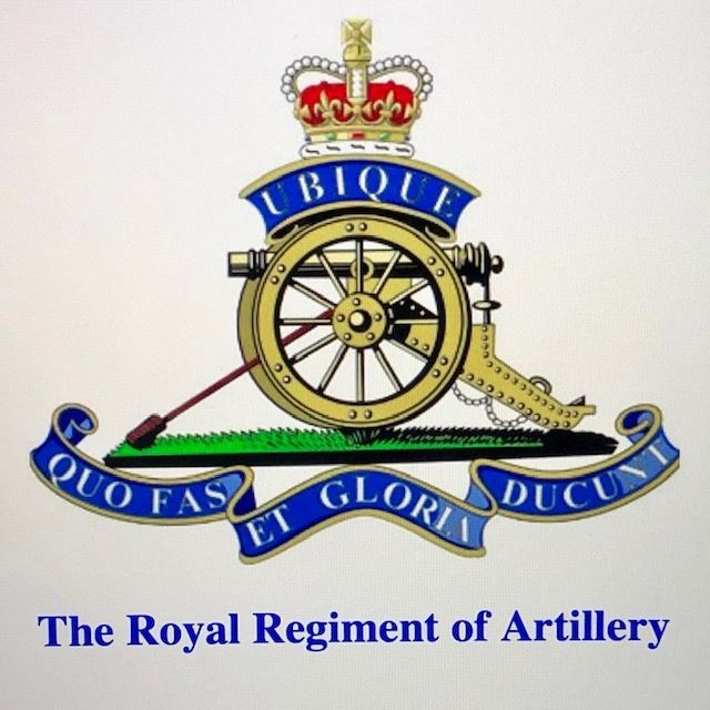 ***New In***Royal Artillery Sword by Pritchett.