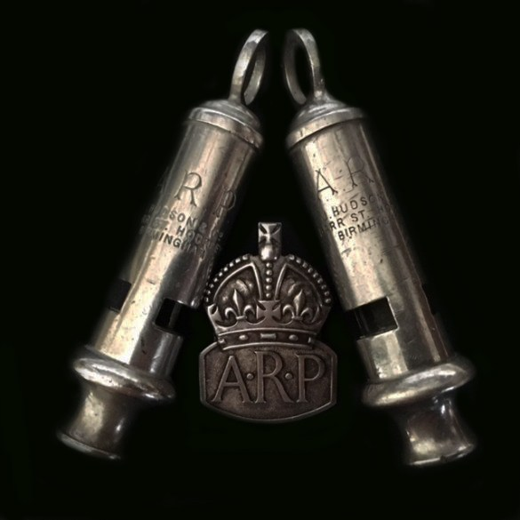 ARP Home Guard Items
