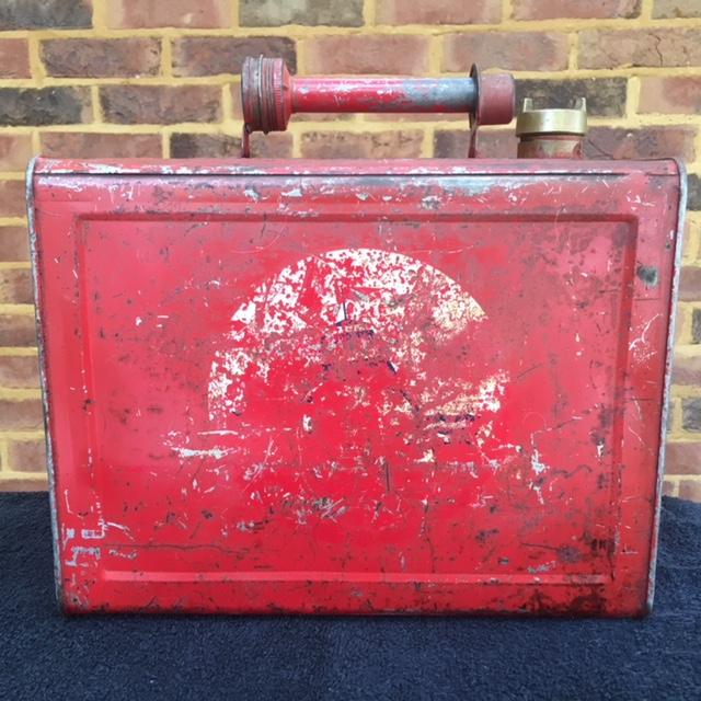 Binky s Barn  Vintage Petrol Can 31ab5d66de6a4