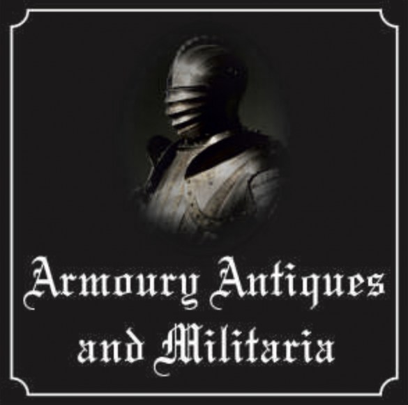 Armory Antiques and Militaria Sign54