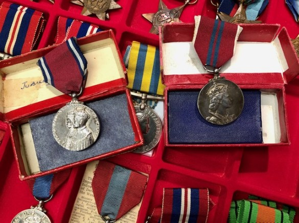Coronation Medals 2