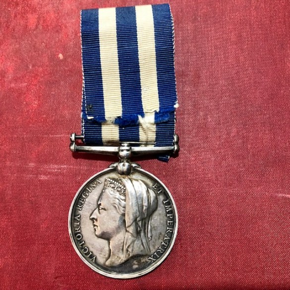 Royal Marine Light Infantry Egypt Medal 4