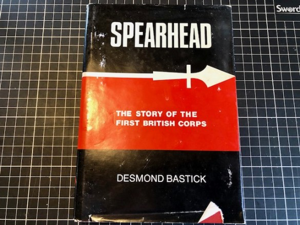 Spearhead Book